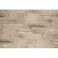 "Restoration™ Wide Plank 8"" x 51"" x 12mm Laminate in Oyster"