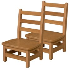 Wood Classroom Chair (Set of 2)