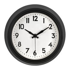 22cm Vintage Metal Wall Clock