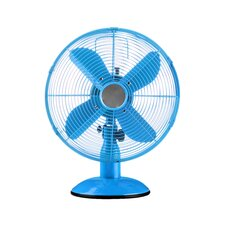 34cm Oscillating Table Fan