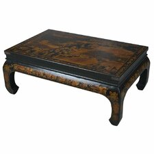 Handmade Oriental Antique Coffee Table