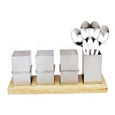 Orion 11 Piece Egg Cup Set