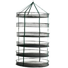 Dry Rack with Clips