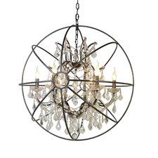 Contessa 6-Light Globe Pendant