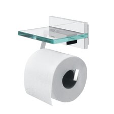 Safira Wall Mounted Toilet Roll Holder