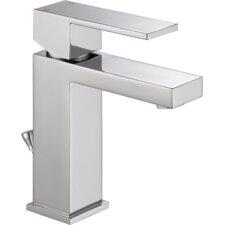 Ara Single Handle Single Hole Lavatory Faucet with Drain