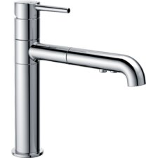 Trinsic® Kitchen Single Handle Pull Out Standard Kitchen Faucet