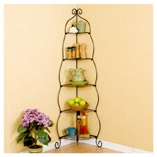 Colchester Etagere Corner Shelf by Wildon Home ®