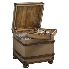Coventry Hills Woodbury Trunk by Lexington