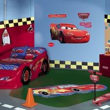 Disney Lightning McQueen Wall Decal