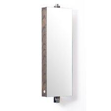 26cm x 71cm Surface Mount Mirror Cabinet