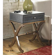 Lok End Table by Uttermost