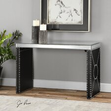 Lucero Mirror Console Table by Uttermost
