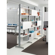 Dewey 84 Oversized Set Bookcase by Izzy Design
