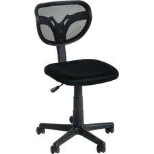 Budget Clifton Mid-Back Mesh Task Chair