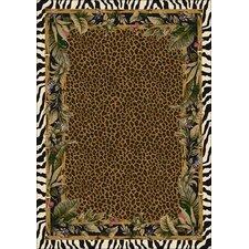 Signature Jungle Safari Skins Area Rug