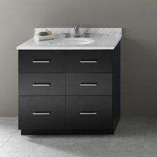 Lassen 25 Single Bathroom Vanity Set by Ronbow