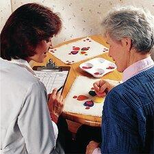 Allen Diagnostic Module Canvas Placemat (Set of 6)