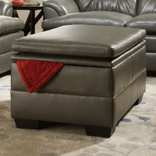 Simmons Upholstery Conlin Ottoman by Red Barrel Studio