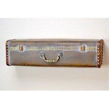 Wandkonsole Koffer