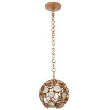 Fascination 1-Light Globe Pendant