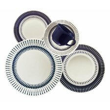 Biona 20 Piece Dinnerware Set, Service for 4