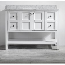 Florence 48 Single Bathroom Vanity Set by Vinnova