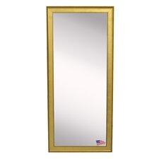 Ava Vintage Gold Tall Mirror