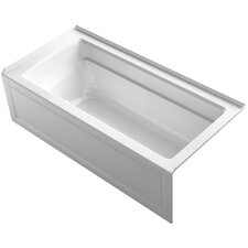 Archer BubbleMassage™ Air Bath with Integral Apron and Right-Hand Drain