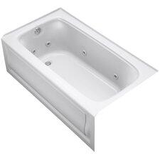 """Bancroft Alcove 60"""" x 32"""" Whirpool Bathtub"""