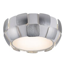 Layers 4-Light Flush Mount