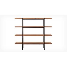 52 H Four Shelf 52 Etagere Bookcase by EQ3