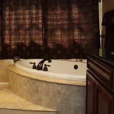 72 x 45 Drop-In Whirlpool Tub by American Acrylic