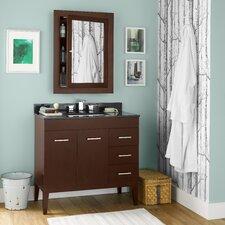 Venus 36 Single Bathroom Vanity Set with Mirror by Ronbow