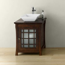 Shoji 25 Single Bathroom Vanity Set by Ronbow