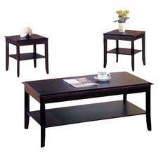Jessica 3-Piece Coffee Table Set
