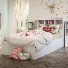 Callesto Twin Platform Customizable Bedroom Set