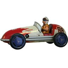 Collectible Tin Toy Model Champion Racer