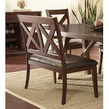 Spier Place Upholstered Dining Bench by Alcott Hill