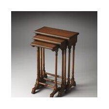 Dunham 3 Piece Nesting Tables by Butler