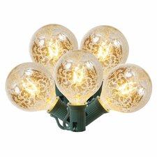 10-Light Globe String Lights