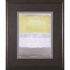 Half Light I by Caroline Gold Framed Painting Print
