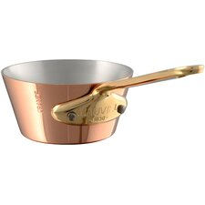 M'Mini Copper Splayed Saute Pan