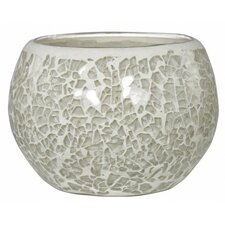 Glass Mosaic Tea Light Holder