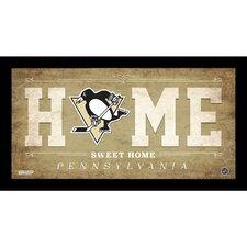 Home Sweet Home Framed Graphic Art