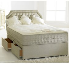 Awelon Pocket Memory Foam Divan Bed