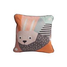Menagerie Cubist Print Toddler Pillow Case