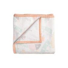 Menagerie 3-Layer Muslin Blanket