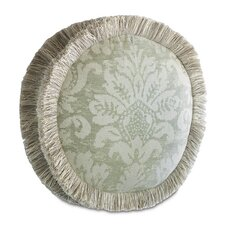Lourde Celadon Tambourine Down Throw Pillow by Eastern Accents