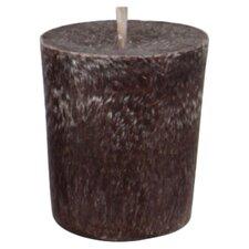4 Piece Cinnamon Spice Scented Votive Candle Set (Set of 4)